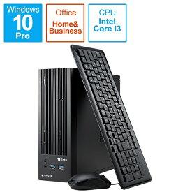 マウスコンピュータ MouseComputer ENTA-BIZ91M8S2HB-201 デスクトップパソコン Enta [モニター無し /intel Core i3 /メモリ:8GB /HDD:1TB /SSD:256GB]
