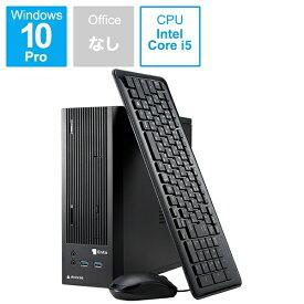 マウスコンピュータ MouseComputer ENTA-BIZ104M8S2H-203 デスクトップパソコン Enta [モニター無し /intel Core i5 /HDD:1TB /SSD:256GB /メモリ:8GB]