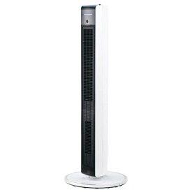 コイズミ KOIZUMI 送風機能付ファンヒーター ホワイト KHF1212W [リモコン付き]
