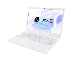 NEC エヌイーシー PC-N157CAAW ノートパソコン LAVIE N15シリーズ パールホワイト [15.6型 /intel Core i7 /SSD:512GB /メモリ:8GB /2021年2月モデル]
