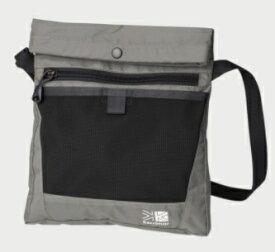KARRIMOR ポーチ trek carry sacoche トレックキャリー サコッシュ(H22×W22×D9.5cm/Silver )500827-1000