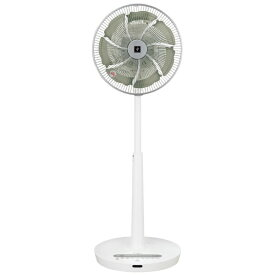 シャープ SHARP リビング扇風機 ホワイト系 PJ-N3DG-W [DCモーター搭載 /リモコン付き]
