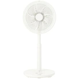 コイズミ KOIZUMI リビング扇風機 ホワイト KLF3012W [DCモーター搭載 /リモコン付き]