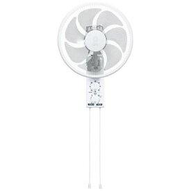 トヨトミ TOYOTOMI メカ式壁掛け扇風機 ホワイト FW30LW