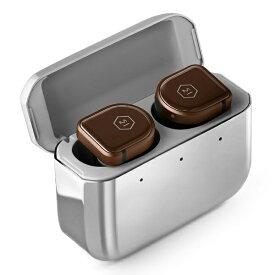 MASTER&DYNAMIC マスターアンドダイナミック フルワイヤレスイヤホン Brown Ceramic MW08-ANC-True-Wireless-Earphones [リモコン・マイク対応 /ワイヤレス(左右分離) /Bluetooth /ノイズキャンセリング対応]