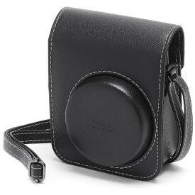 富士フイルム FUJIFILM チェキ mini40用カメラケース ブラック