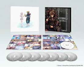 ソニーミュージックマーケティング 下村陽子/石元丈晴/関戸剛/ KINGDOM HEARTS - III, II.8, Unchained χ & Union χ [Cross]- Original Soundtrack【CD】 【代金引換配送不可】