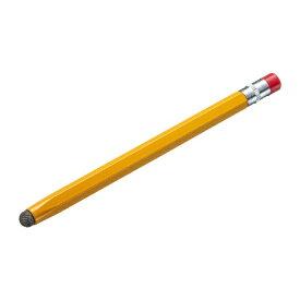 サンワサプライ SANWA SUPPLY 〔タッチペン:感圧式〕 導電繊維タッチペン 鉛筆型 オレンジ PDA-PEN51D