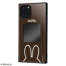 イングレム Ingrem iPhone 11 Pro スマホケースフレームキット ever ミッフィー ブラウン イングレム IQK-BP23K3TB/MF011