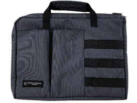 HIROKO KOSHINO ヒロココシノ ノートパソコン対応[13.3〜14インチ] バッグインバッグ ダークグレー HK-2308-DGY
