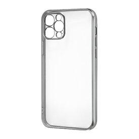 レイアウト rayout iPhone 12 Pro Perfect Fit メタリック RT-P29PFC2/SVM シルバー