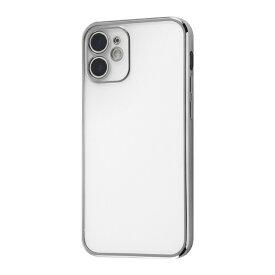 レイアウト rayout iPhone 12 mini Perfect Fit メタリック RT-P26PFC2/SVM シルバー