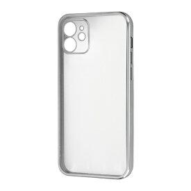 レイアウト rayout iPhone 12 Perfect Fit メタリック RT-P27PFC2/SVM シルバー