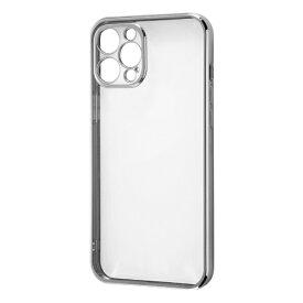 レイアウト rayout iPhone 12 Pro Max Perfect Fit メタリック RT-P28PFC2/SVM シルバー