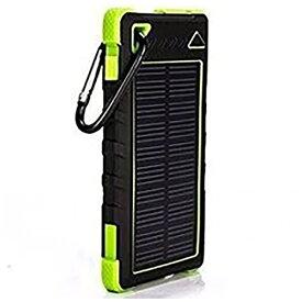 ヒース HI-SS ソーラー充電機能付きモバイルバッテリー [16000mAh /2ポート /microUSB /充電タイプ]