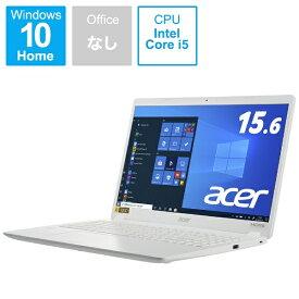 ACER エイサー ノートパソコン Aspire 3 パールホワイト A315-56-F58Y/W [15.6型 /intel Core i5 /メモリ:8GB /SSD:512GB /2021年4月モデル]