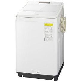 パナソニック Panasonic 縦型洗濯乾燥機 FWシリーズ ホワイト NA-FW120V5-W [洗濯12.0kg /乾燥6.0kg /ヒーター乾燥(水冷・除湿タイプ) /上開き][洗濯機 12kg]
