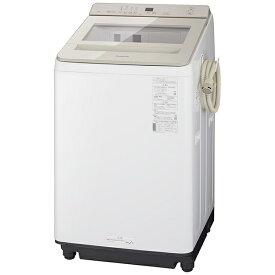 パナソニック Panasonic 全自動洗濯機 FAシリーズ シャンパン NA-FA110K5-N [洗濯11.0kg /簡易乾燥(送風機能) /上開き][洗濯機 10kg]