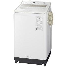 パナソニック Panasonic 全自動洗濯機 FAシリーズ ホワイト NA-FA90H9-W [洗濯9.0kg /簡易乾燥(送風機能) /上開き][洗濯機 9kg]