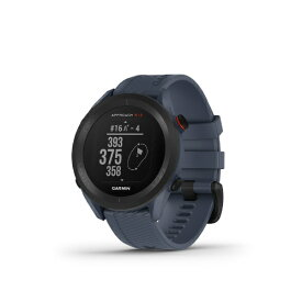 GARMIN ガーミン ゴルフ用GPSウォッチ Approach S12 Granite Blue 010-02472-21 GARMIN 010-02472-21