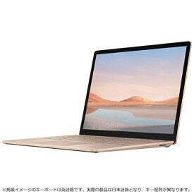 マイクロソフト Microsoft 5BT-00064 Surface Laptop 4(サーフェス ラップトップ 4) サンドストーン [13.5型 /intel Core i5 /SSD:512GB /メモリ:8GB /2021年4月モデル]