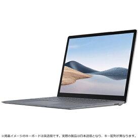 マイクロソフト Microsoft 5EB-00050 Surface Laptop 4(サーフェス ラップトップ 4) プラチナ [13.5型 /intel Core i7 /SSD:512GB /メモリ:16GB /2021年4月モデル]