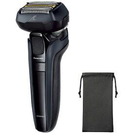 パナソニック Panasonic メンズシェーバー ラムダッシュ 黒 ES-CLV5G-K [5枚刃 /AC100V-240V]