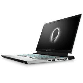 DELL デル NAM85VR-BHLW ゲーミングノートパソコン Alienware m15 R4 ルナライト(シルバーホワイト) [15.6型 /intel Core i7 /SSD:1TB /メモリ:16GB /2021年春モデル]