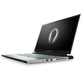 DELL デル ゲーミングノートパソコン Alienware m17 R4 ルナライト(シルバーホワイト) NAM97VR-BHLW [17.3型 /intel Core i7 /メモリ:32GB /SSD:1TB /2021年春モデル]