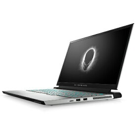 DELL デル NAM97E-BHLW ゲーミングノートパソコン Alienware m17 R4 ルナライト(シルバーホワイト) [17.3型 /intel Core i7 /SSD:1TB /メモリ:32GB /2021年春モデル]