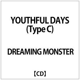 ダイキサウンド Daiki sound DREAMING MONSTER:YOUTHFUL DAYS(Type C)【CD】