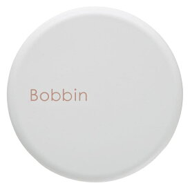 コクヨ マスキングテープ カッター付きケース Bobbin(ボビン) ホワイト T-BS101W