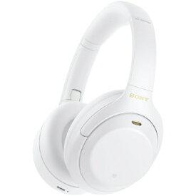 ソニー SONY ブルートゥースヘッドホン ホワイト WH-1000XM4WM [マイク対応 /Bluetooth /ハイレゾ対応 /ノイズキャンセリング対応]