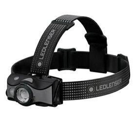 レッドレンザー Ledlenser アウトドア ヘッドライト MH7(501599/ブラック×グレー)43104