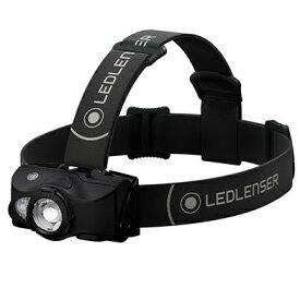 レッドレンザー Ledlenser アウトドア ヘッドライト MH8(502156/ブラック)43102