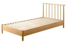 東谷 AZUMAYA シングルすのこベッド(ブラウン/W110×D203×H85×SH28cm) B31NA【キャンセル・返品不可】 【代金引換配送不可】