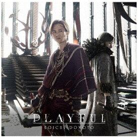 【2021年06月02日発売】 ソニーミュージックマーケティング 【先着購入特典付き】KOICHI DOMOTO/ PLAYFUL 通常盤【CD】