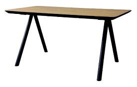 東谷 AZUMAYA ダイニングテーブル(ナチュラル/幅150×奥行80×高さ73cm) FDT32NA【キャンセル・返品不可】