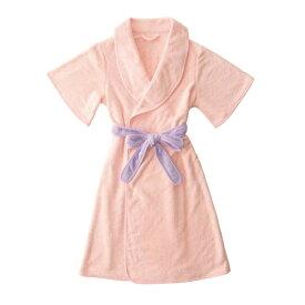 シービージャパン CB Japan 吸水バスローブ ピンク