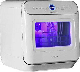 siroca シロカ 食器洗い乾燥機 ホワイト SS-MU251 [〜3人用]