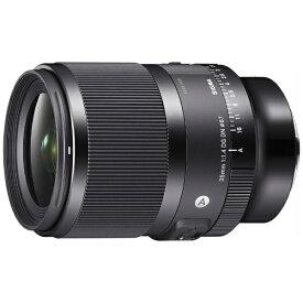 【2021年05月14日発売】 シグマ SIGMA カメラレンズ 35mm F1.4 DG DN Art [ライカL /単焦点レンズ]