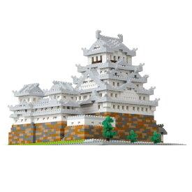 カワダ KAWADA ナノブロック NB-051 姫路城 デラックスエディション