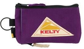 KELTY ポーチ FES POUCH 3 フェス・ポーチ 3(11×18cm/Purple×Sand)2592347