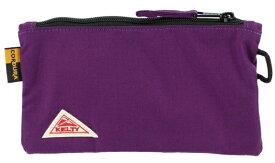KELTY ポーチ RECTANGLE SMALL POUCH 2 レクタングル・スモール・ポーチ 2(10×16cm/Purple)2592359