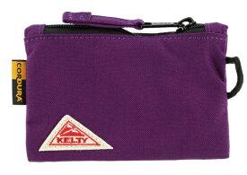KELTY ポーチ MINI RECTANGLE POUCH 2 ミニ・レクタングル・ポーチ 2(9×11cm/Purple)2592348