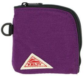 KELTY コインケース SQUARE COIN CASE スクエア・コイン・ケース(10×10cm/Purple)2592361