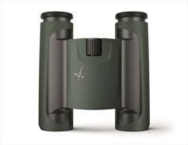 スワロフスキー SWAROVSKI 8倍双眼鏡 CL Pocket Elegant 8X25 グリーン PO-1E2LBA-01 [8倍]