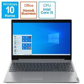 レノボジャパン Lenovo 82HL001TJP ノートパソコン IdeaPad L360i プラチナグレー [15.6型 /intel Core i5 /SSD:512GB /メモリ:8GB /2021年3月モデル]