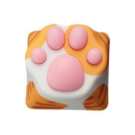 Varmilo アミロ 肉球キーキャップ 茶トラ vm-zm-kitty-paw-orange-cat