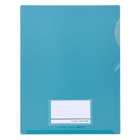 セキセイ SEKISEI CLK-2404-10 シールックワイドフォルダー ブルー